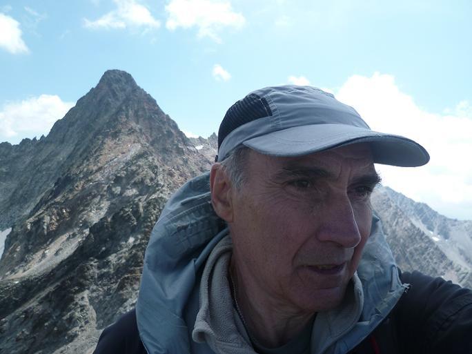 Du sommet du pic de Bugarret 3031 m, le pic Long