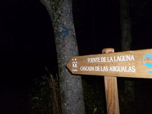 Départ du Balneario de Panticosa en suivant le sentier de la fuente de la Laguna