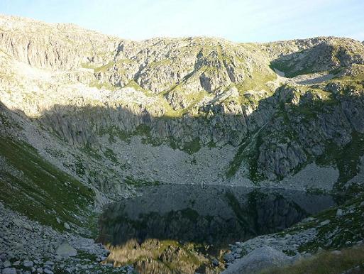 L`estany del Botornas 2320 m