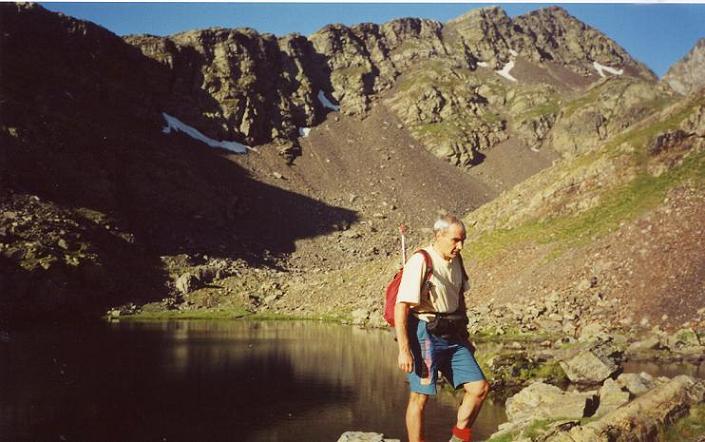 Passage aux lacs de Montferrat