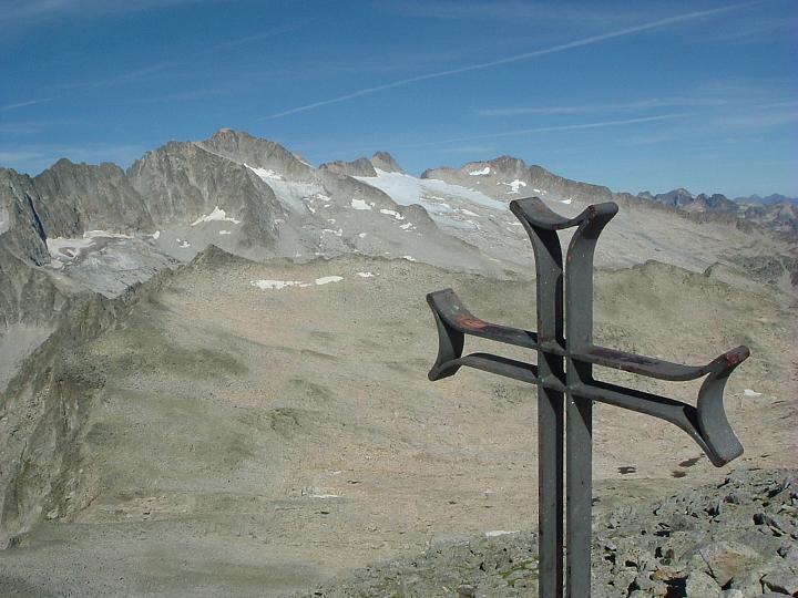 Du Tuc de Mulleres, le pico de Aneto