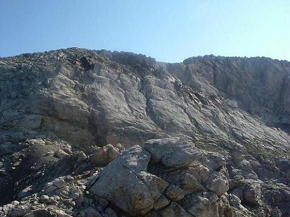 De l antécime 3010 m, La Tuca et Ballibierna