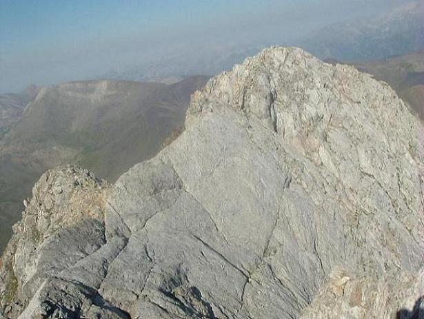 Du Ballibierna 3067 m, Culebras et Paso del Caballo