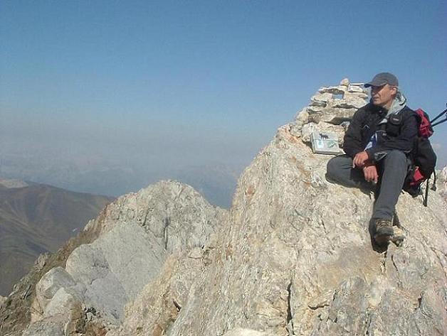 Du sommet du pico de Ballibierna 3067 m, Culebras et Paso del Caballo