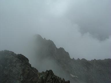 Du sommet du pic Badet, le Pic Long