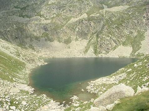Estany Botornas 2340 m
