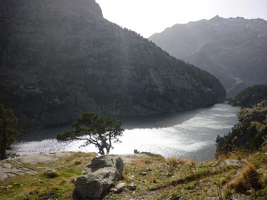 L`Estany Negre 2127 m