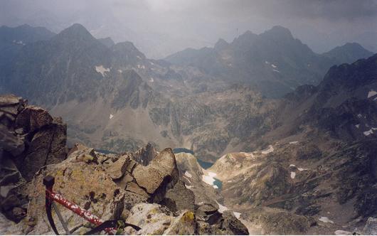 Du pico de la Frondella, Arriel et Lurien